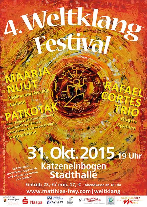 Weltklang Festival 2015