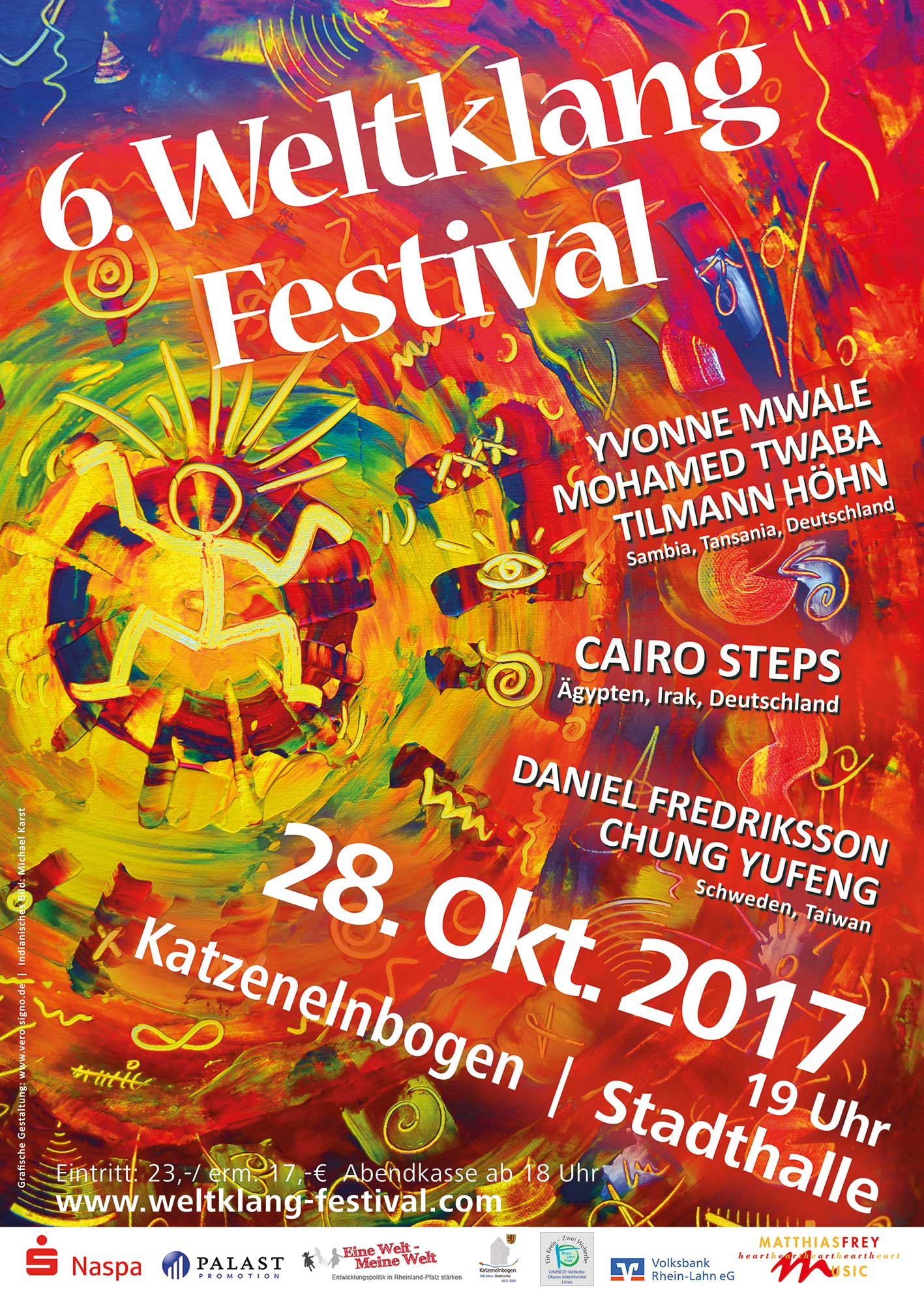 Weltklang Festival 2017