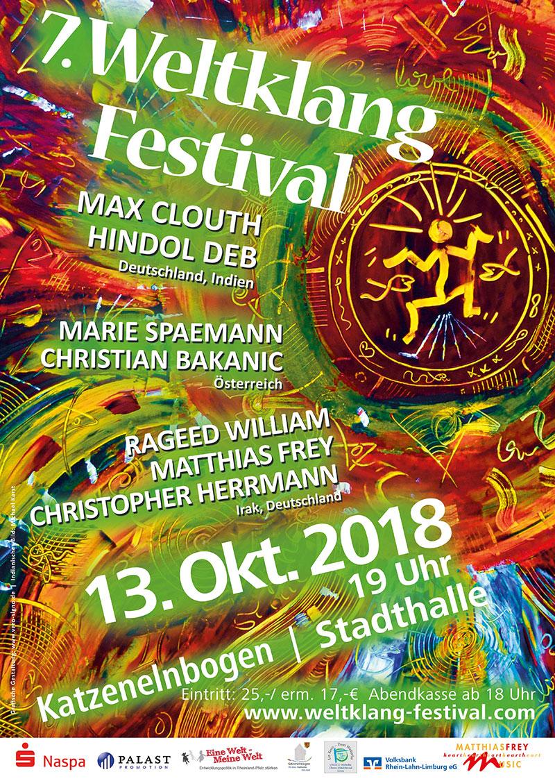 Weltklang Festival 2018