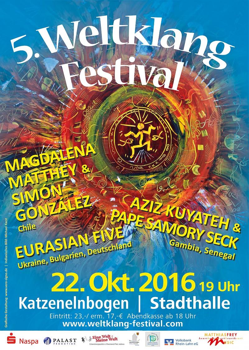 Weltklang Festival 2016