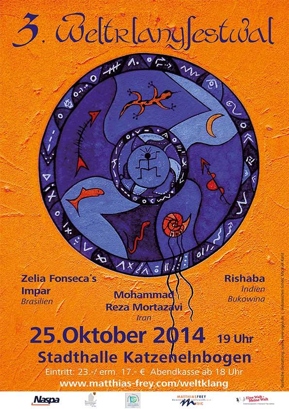 Weltklang Festival 2014