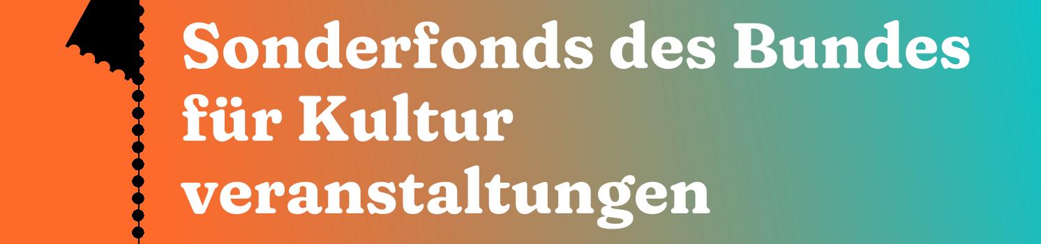 Logo Sonderfond des Bundes